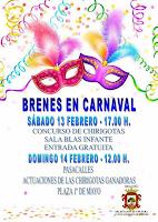 Carnaval de Brenes 2016