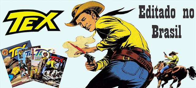 Tex Editado no Brasil