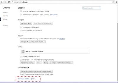 Cara Melihat Password Tersimpan di Google Chrome