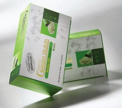 Garam buluh alternatif terbaik