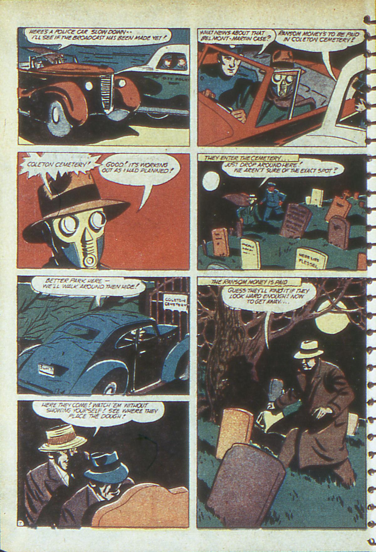 Read online Adventure Comics (1938) comic -  Issue #54 - 63