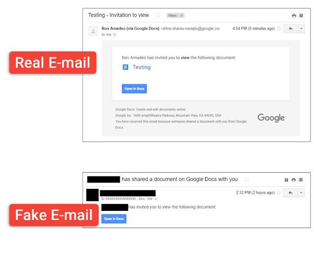 "Jangan percayai OAuth: worm ""Google Docs"""