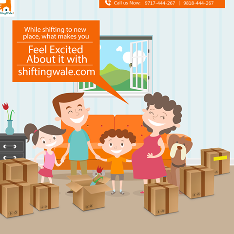 Packers and Movers Services from Delhi to Mohali, Household Shifting Services from Delhi to Mohali
