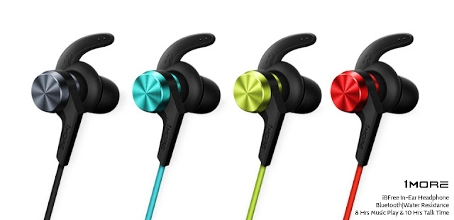 1More iBFree Earphones Review - Supports Qualcomm's AptX Sound Codec.