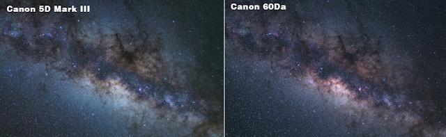Spesifikasi dan Harga Kamera Canon Eos 60Da Tahun 2015