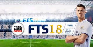 FTS 18 MOD APK + DATA DOWNLOAD