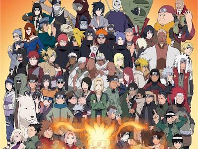 Naruto: Shippûden (2007 - 2017)