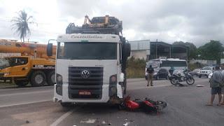 No Rio Grande do Norte, manhã de quarta-feira é marcada por acidentes