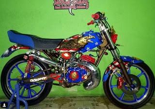 Yamaha RX King stop produksi