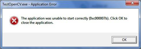 Cara memperbaiki error 0xc000007b