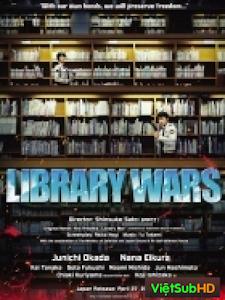 Cuộc Chiến Ngôn Luận: Cuộc Chiến Thư Viện