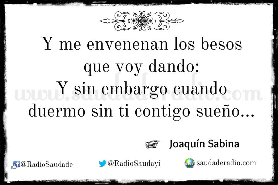 Siete Crisantemos Joaquín Sabina