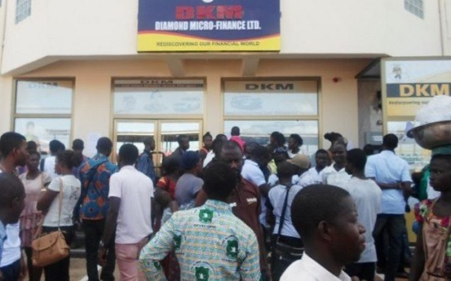 Police can't stop us - Aggrieved DKM customers