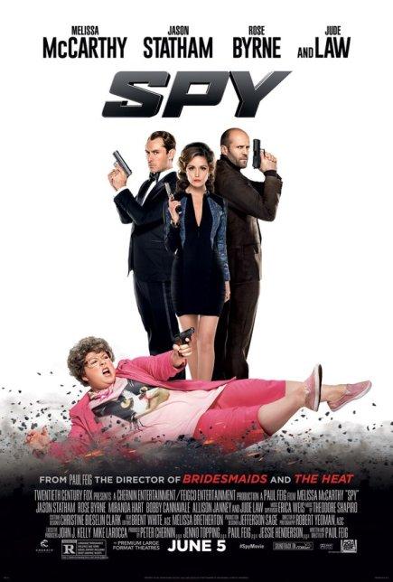 SPY (2015) movie review by Glen Tripollo