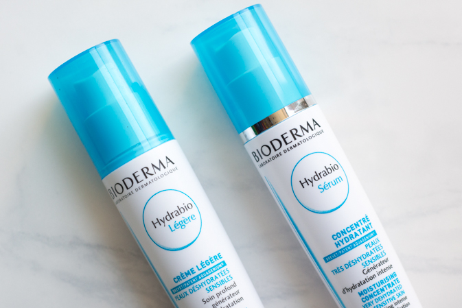 bioderma serum and light cream review