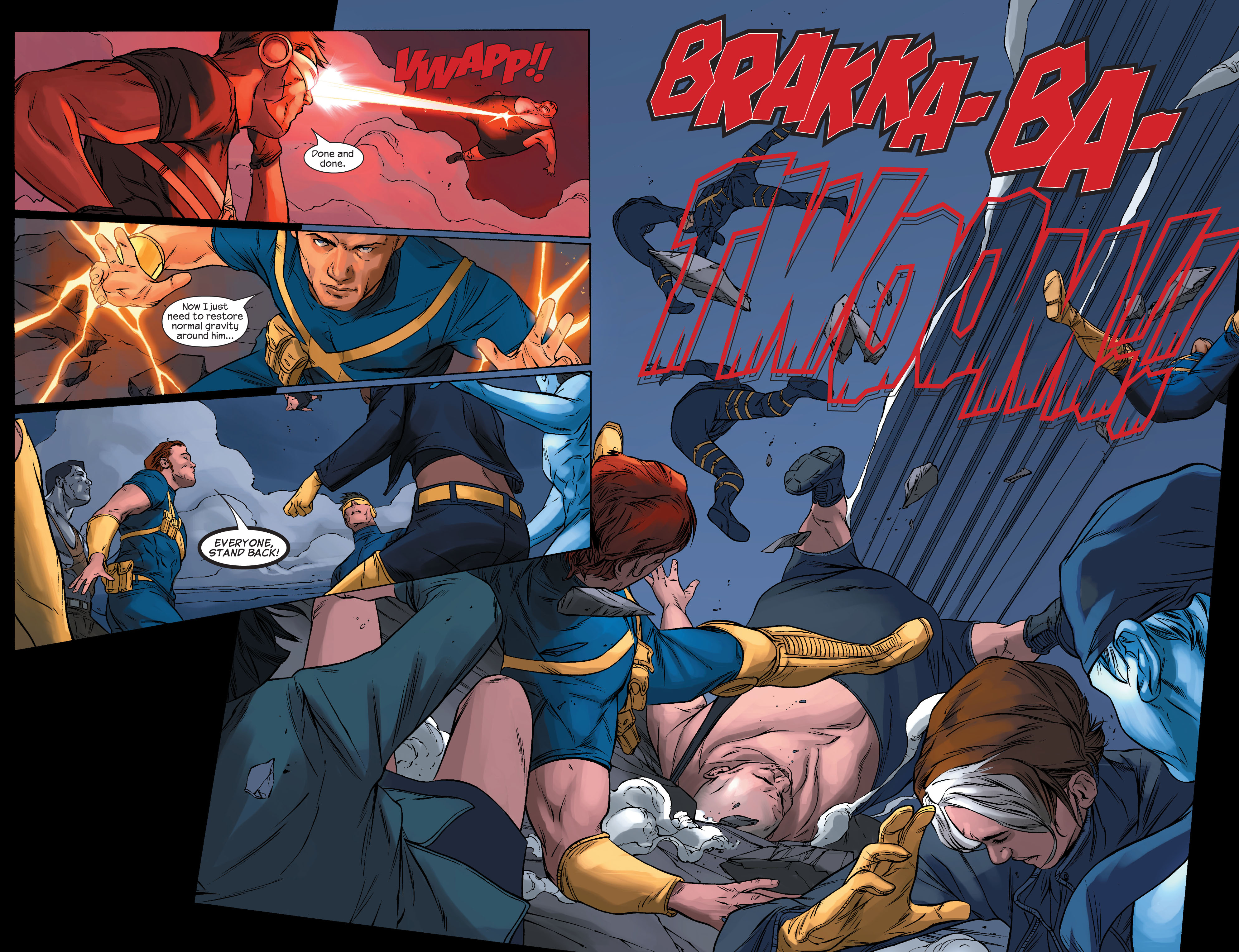 Read online Ultimate X-Men comic -  Issue #71 - 11