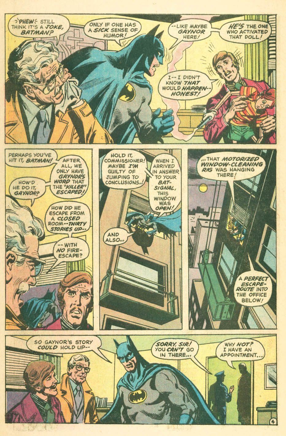 Detective Comics (1937) 427 Page 5