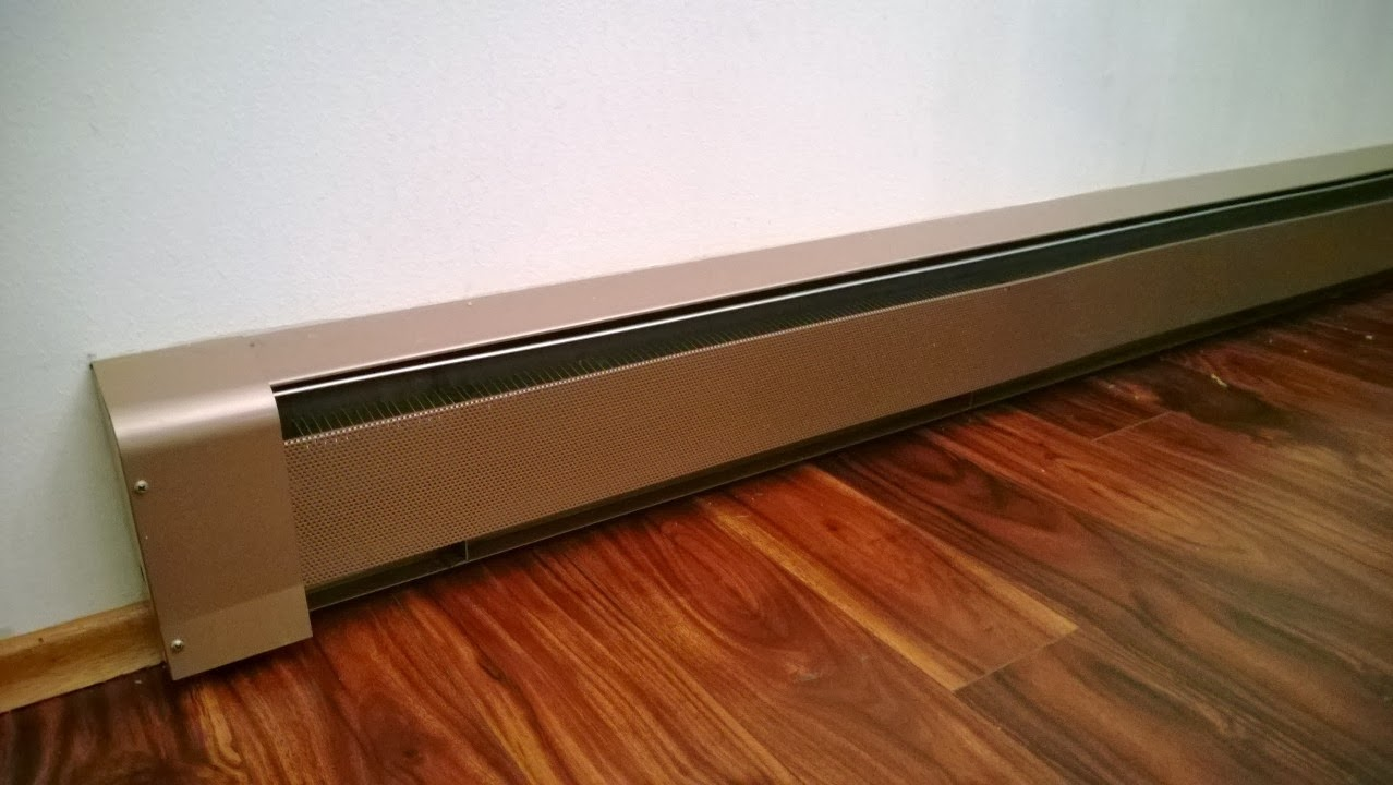 Anyone Here Ever Make Baseboard Heat Covers