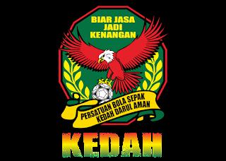 Kedah FA Logo Vector