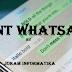 Cara Membuat Style Tulisan Font Pada Aplikasi WhatsApp