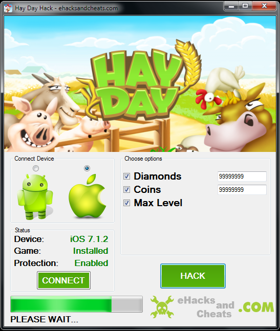 hay day hack v.9.0.6