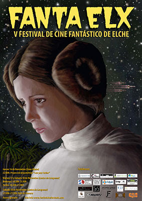 Fanta Elx 2017, rinde en su poster homenaje a la saga Star Wars