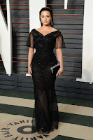 demi lovato best red carpet dresses 2016 vanity fair oscar party