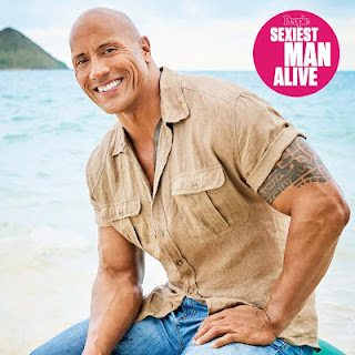 Dwayne 'The Rock' Johnson Named 'People's $3x!3st Man Alive, See PHOTOs