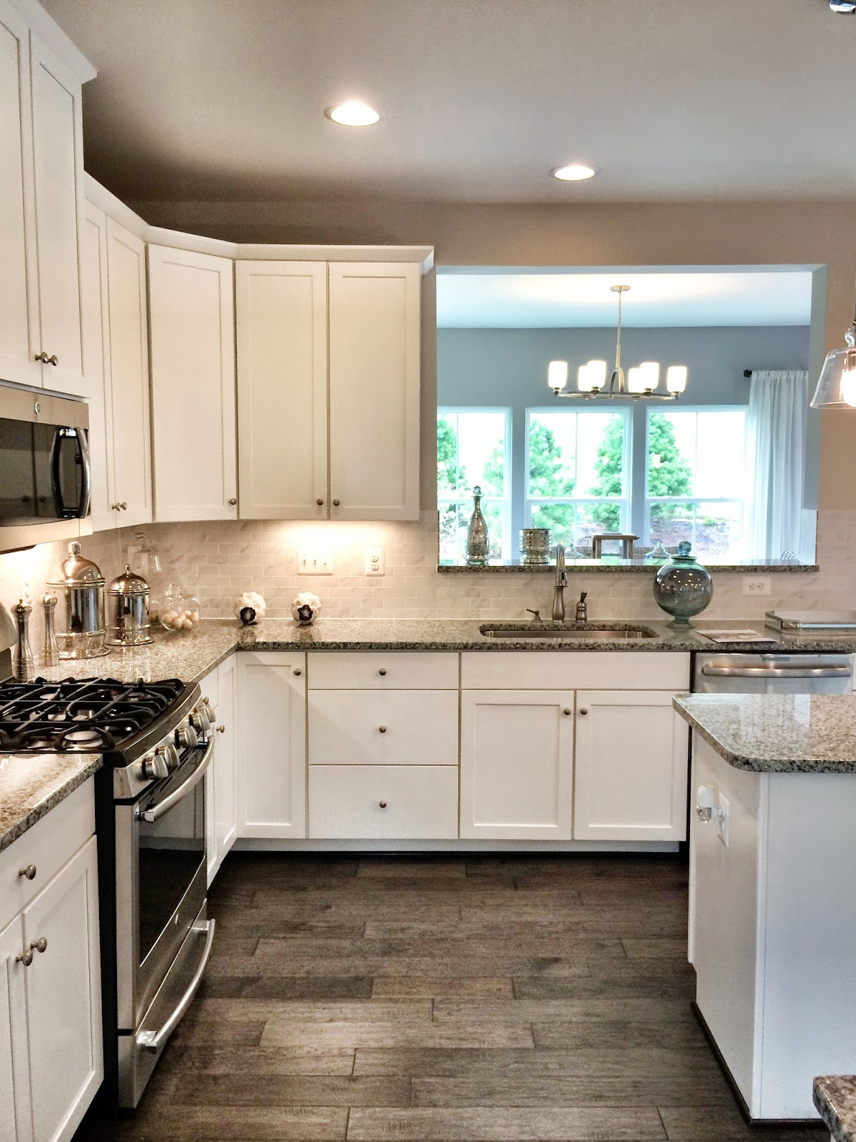 Citrus + Spice: Tile, Flooring, and Appliances, oh my ... on Modern:ln_Sacsp1Ua= Kitchen Model  id=70170