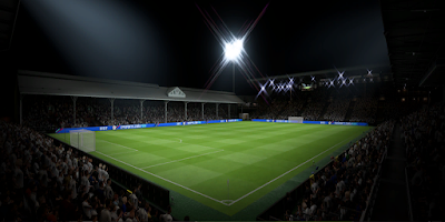 FIFA 16 Stadium Craven Cottage Converted from FIFA 19 by Kotiara6863