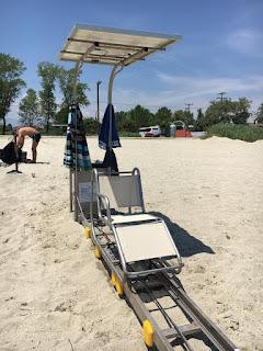 Δήμος Κατερίνης: Εγκατάσταση μηχανισμού Seatrac για πρόσβαση ΑΜΕΑ στη θαλάσσια περιοχή μεταξύ Ολυμπιακής Ακτής- Παραλίας