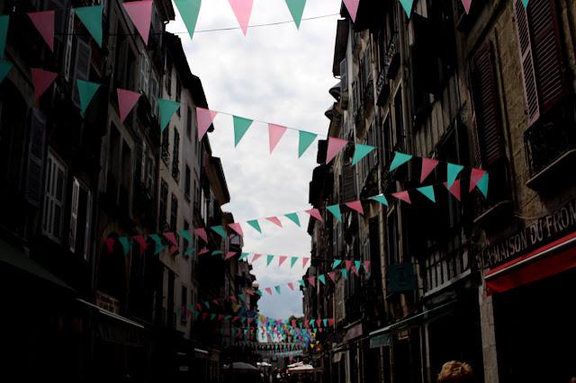 Rue de Bayonne