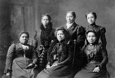 The executive board of the Women's League of Newport, Rhode Island