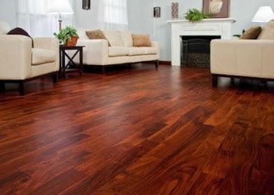 Sàn gỗ tự nhiên - Ngọn lửa giữ ấm gia đình