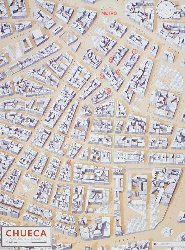 Barrio Chueca - Madrid