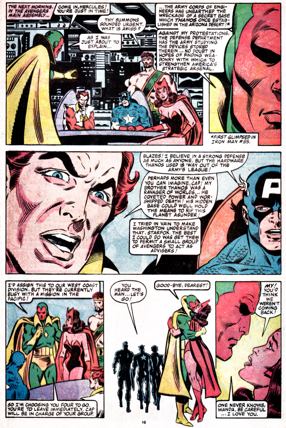 The Avengers (1963) 252 Page 10