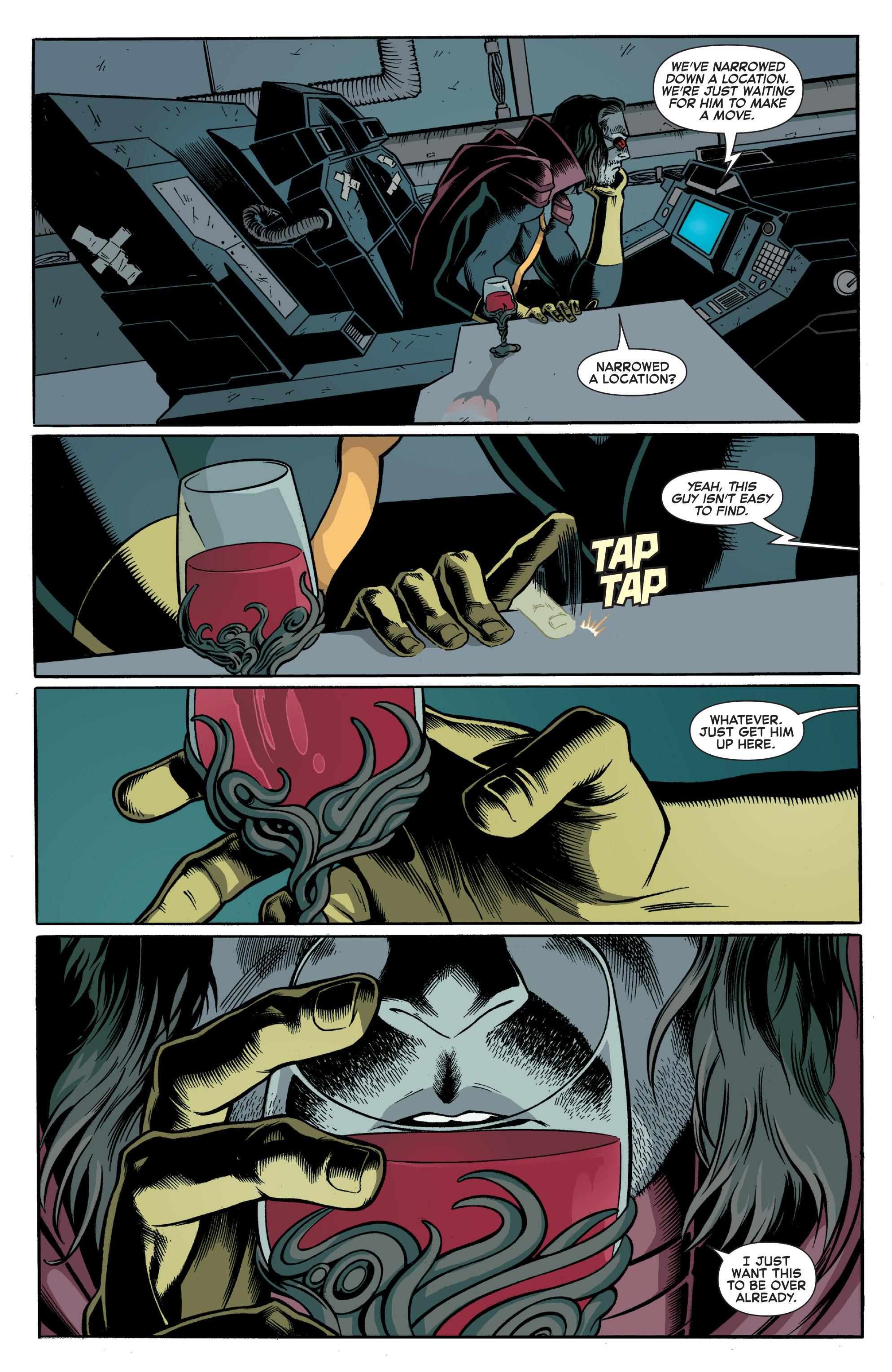 Read online Uncanny X-Men (2013) comic -  Issue # _Special 1 - 4