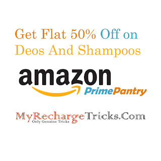 Amazon Pantry Discount Offer