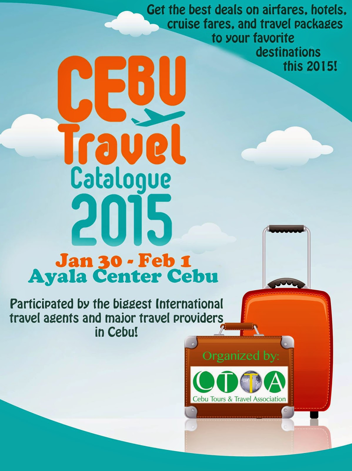 FTW! Blog, Cebu Travel Catalogue 2015, #cebutravelcatalogue2015, travel cebu, travel tips