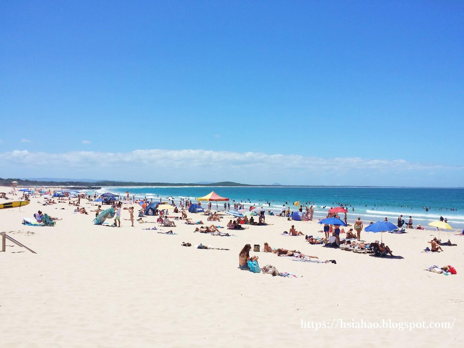 布里斯本-陽光海岸-努沙-Noosa-努沙海灘-努沙國家公園-一日遊-二日遊-遊記-景點-住宿-Main-Beach-National-Park-Sunshine-Coast