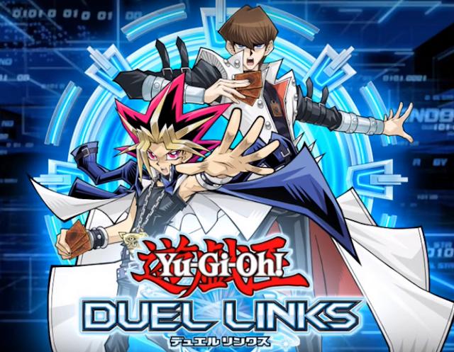 Field zone Yu-Gi-Oh! Duel Link dan Speed Duel  Yu-Gi-Oh! Vrains Hampir Sama!
