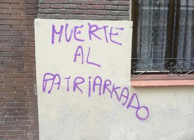 pintada: muerte al patriarkado
