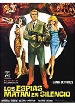 Spies Strike Silently (1966)