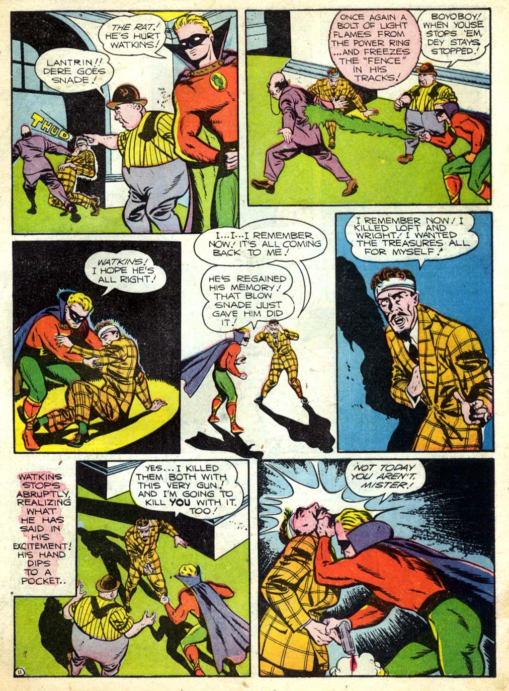 Read online All-American Comics (1939) comic -  Issue #54 - 13