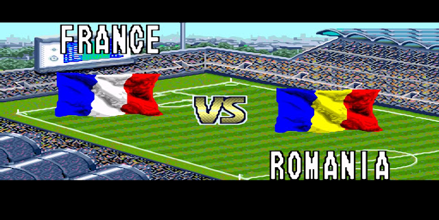 90 Minutes - European Prime Goal - SNES - Captura 2