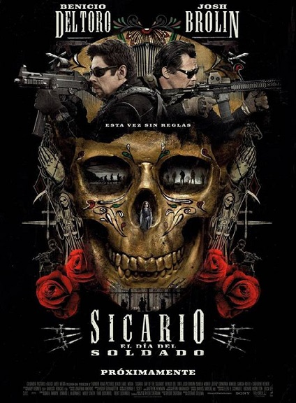 Sicario: Day of the Soldado (Sicario: El día del soldado) (2018) 720p y 1080p WEBRip mkv Dual Audio AC3 5.1 ch