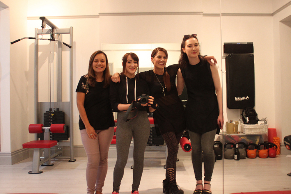 female personal trainer, cardiff fitness, fitness blogger, welsh fitness blogger, charlotte clothier, the gym, anna reich personal trainer, anna reich, fitness event