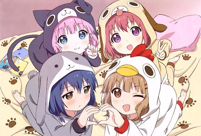 Rekomendasi Anime dengan Character Super Moe