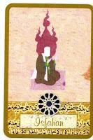 Katina İsfahan Kartı