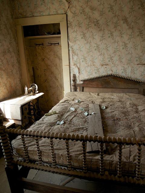Dormitorio de Bodie